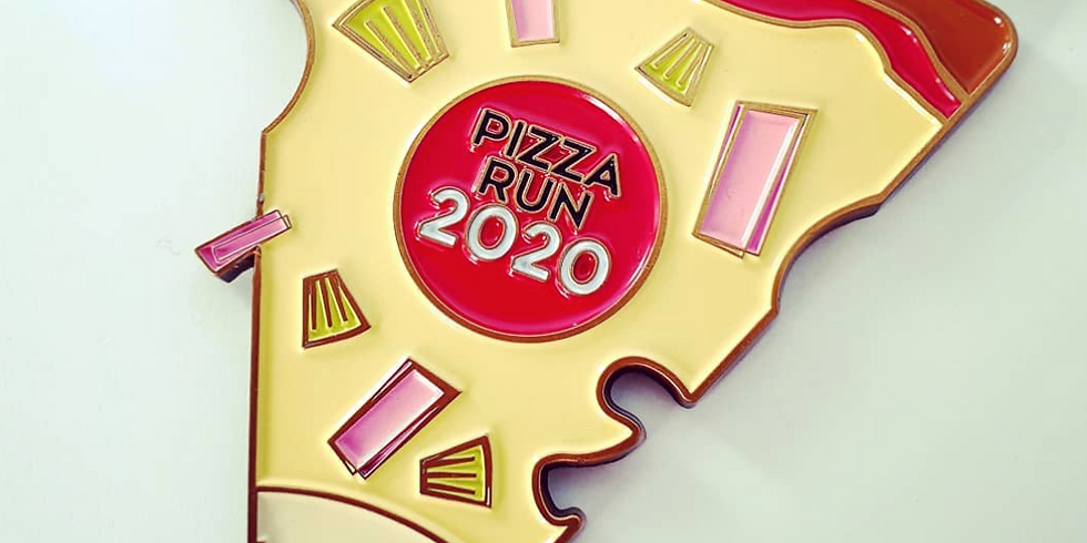 Virtual Pizza Run 2020