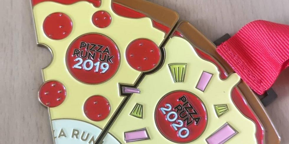 Virtual Pizza Run 2019! - Get Our 2019 Medal!