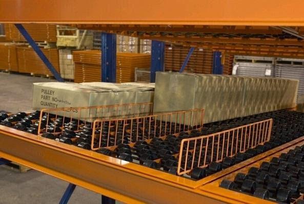 carton flow racks