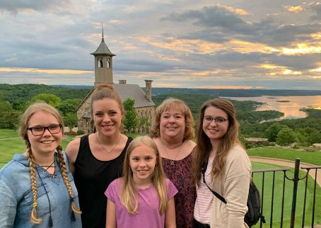 Sibling Relationships, Core Values, & Lots of Laughs: Val's Four Daughters share the mic! Podcast 41