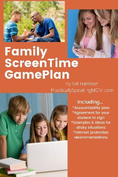 Family ScreenTime Gameplan