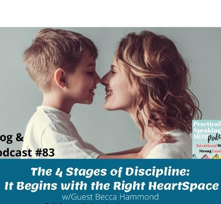 Before I Discipline My Child...4 Levels of Love through Discipline(Blog & Podcast #83)