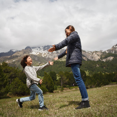 Podcast & Blog: Goal-Setting for Kids PLUS A Marriage Moment on Goal-Setting & Dreaming...