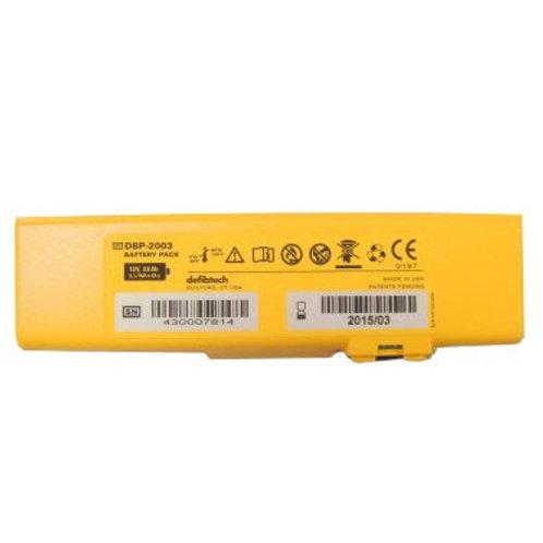 Defibtech Lifeline VIEW/PRO - Batteri
