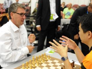 Sjakkspiller døde under sjakk-OL