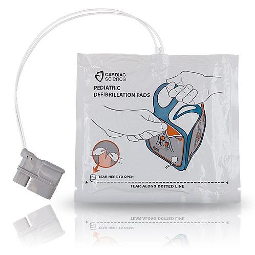 Cardiac Science Powerheart G5 - Elektroder barn