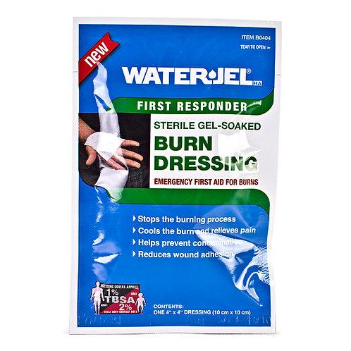Water-Jel brannbandasje 10x10 cm