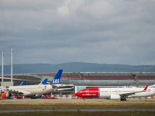 Spedbarn fikk hjertestans – Norwegian-fly måtte nødlande