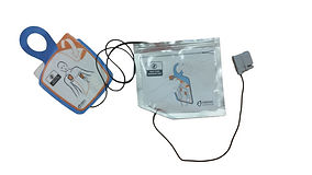 Cardiac Science Powerheart AED G5 elektroder