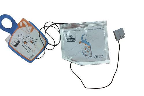 Cardiac Science Powerheart G5 - Elektroder voksen