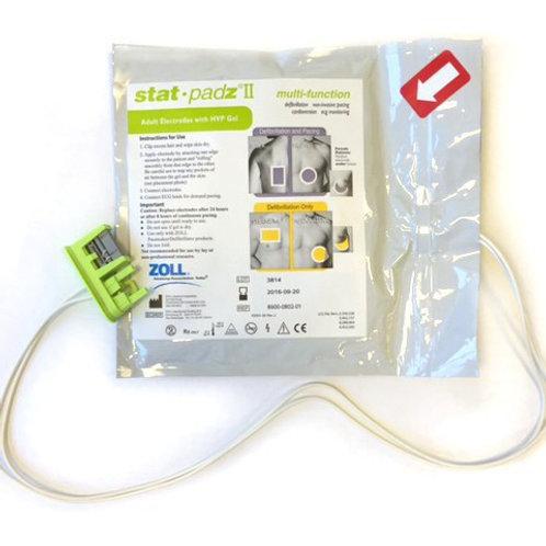 Zoll AED Plus - Stat-padz 2 elektroder voksne