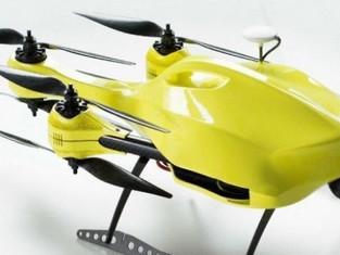 Denne dronen kan redde liv ved hjertestans