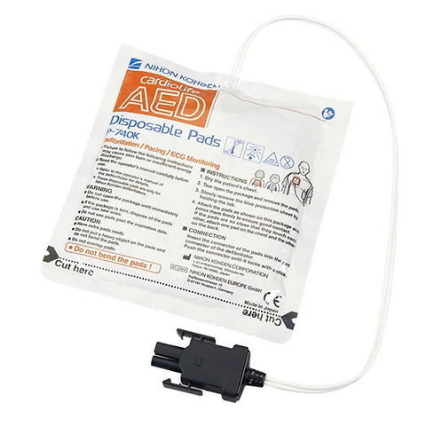 Nihon Kohden elektroder voksen/barn