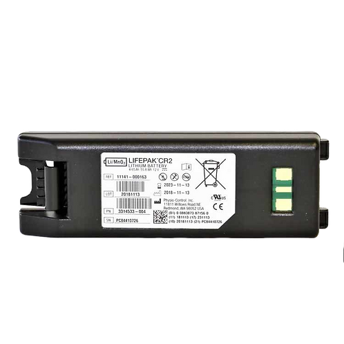Batteri til Lifepak CR2