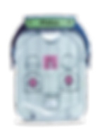 Philips HS1 elektroder barn
