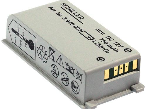 Schiller Fred Easyport Batteri