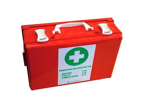 Førstehjelpskoffert Stor