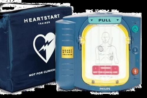 Philips hjertestarter - Trening