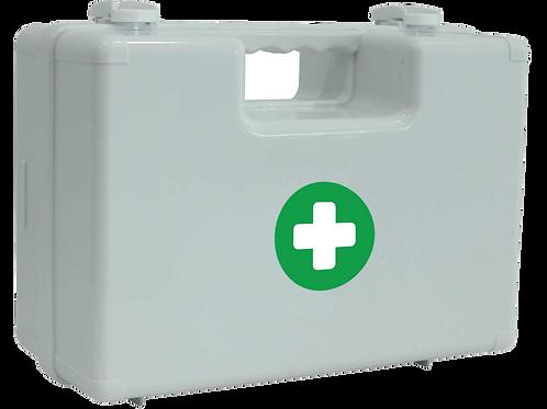 Førstehjelpskoffert STOR hvit