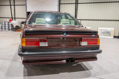 BMW E24 M6 5