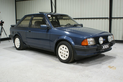 Ford Escort Xr3i 1