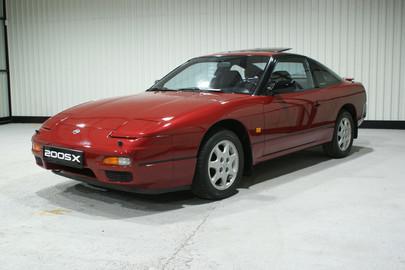 Nissan 200SX Turbo 16V 1991 9