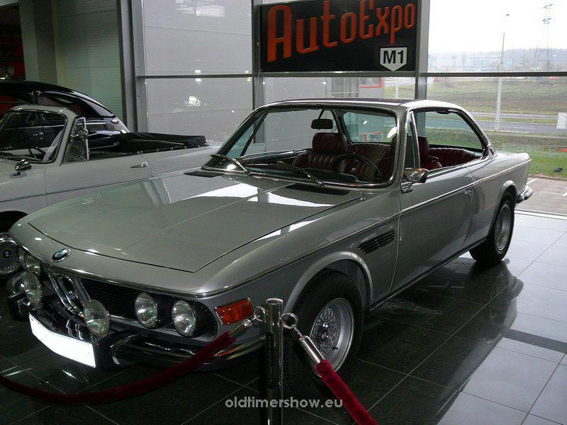 BMW E9 2800 CS polaris