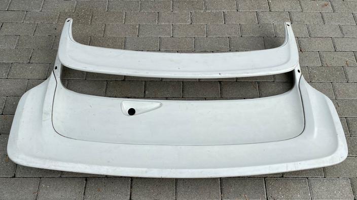 Ford Sierra Xr4i Heckflügel (metal/GFK) Restauriert