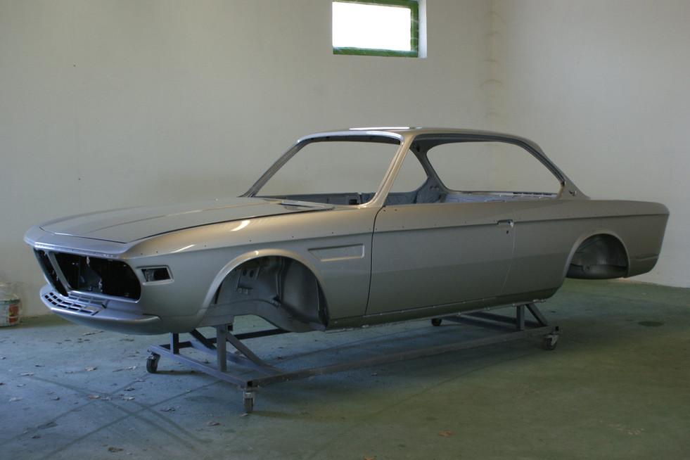 BMW E9 csi polaris