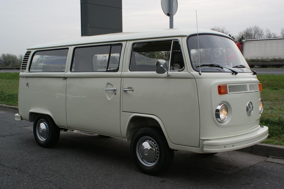 VW T2 restored