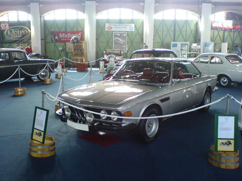 BMW E9 2800 CS