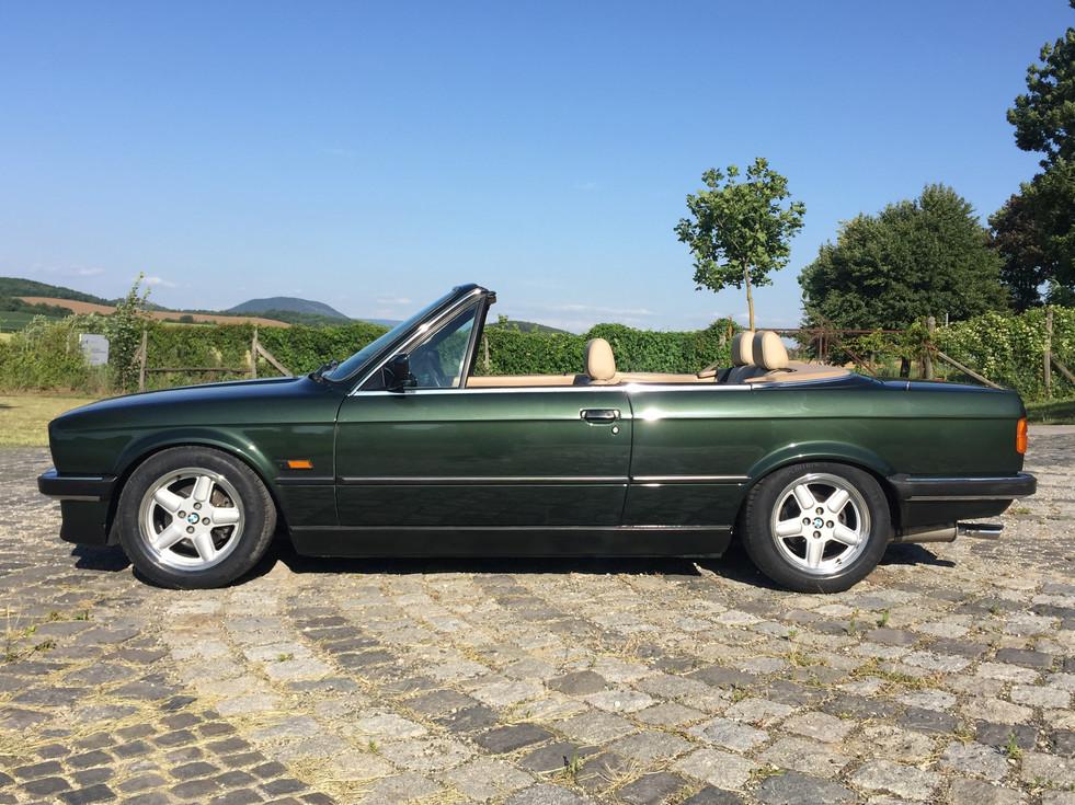 BME 320 cabriolet E30