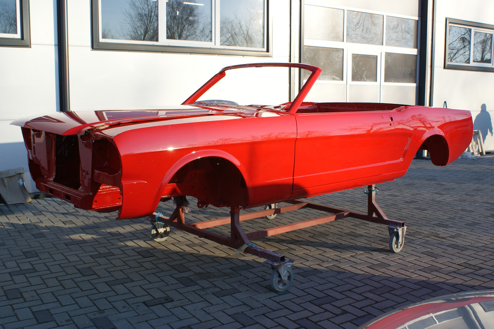 Ford Mustag Cabriolet