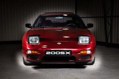 Nissan 200SX Turbo 16V 1991 4