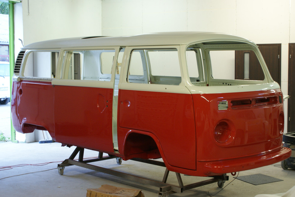 VW T2 body karosse