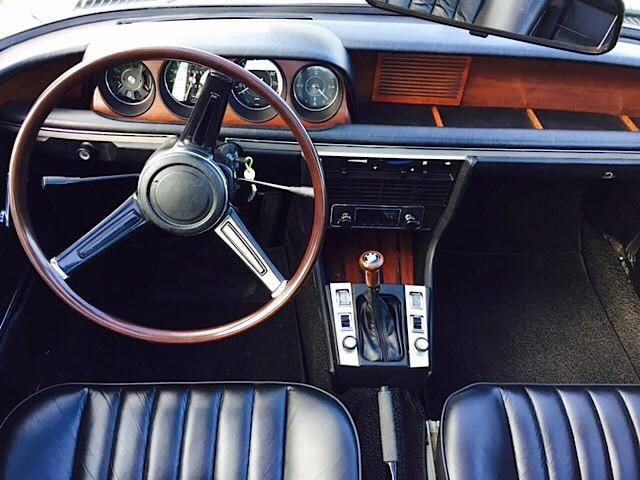 BMW 3.0 CS chamonix
