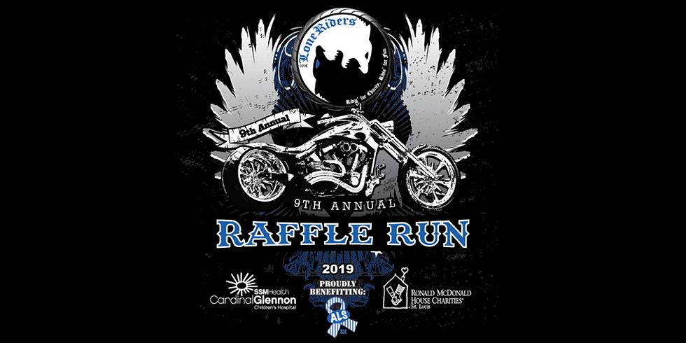 9th Annual Raffle Run For Charity