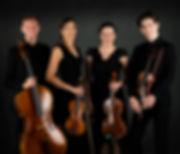 Contemporary String Quartet Wedding Musi