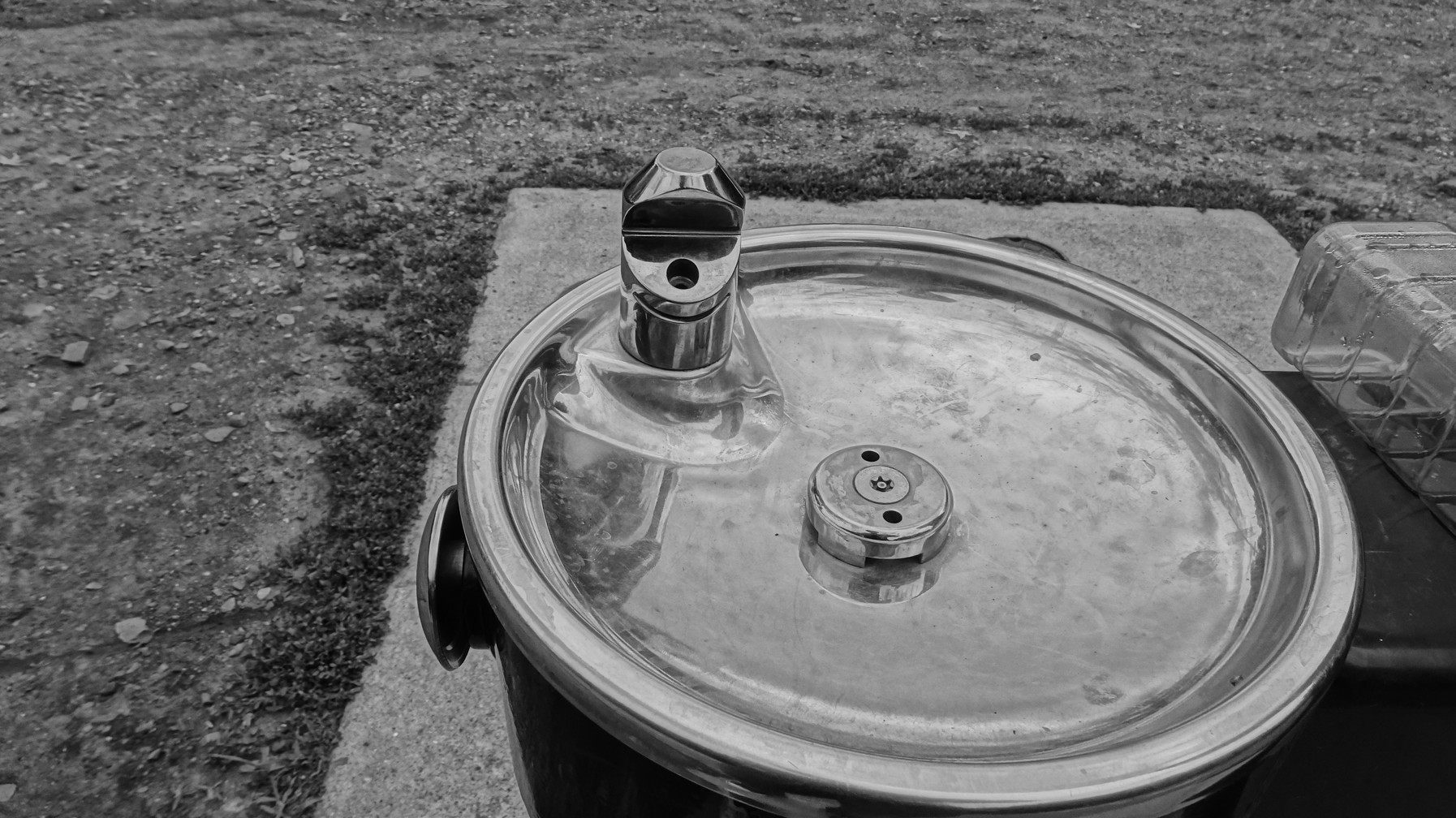 Prospect Park Water Fountain