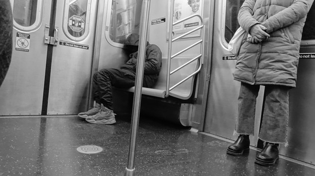 NYC Subway Blues