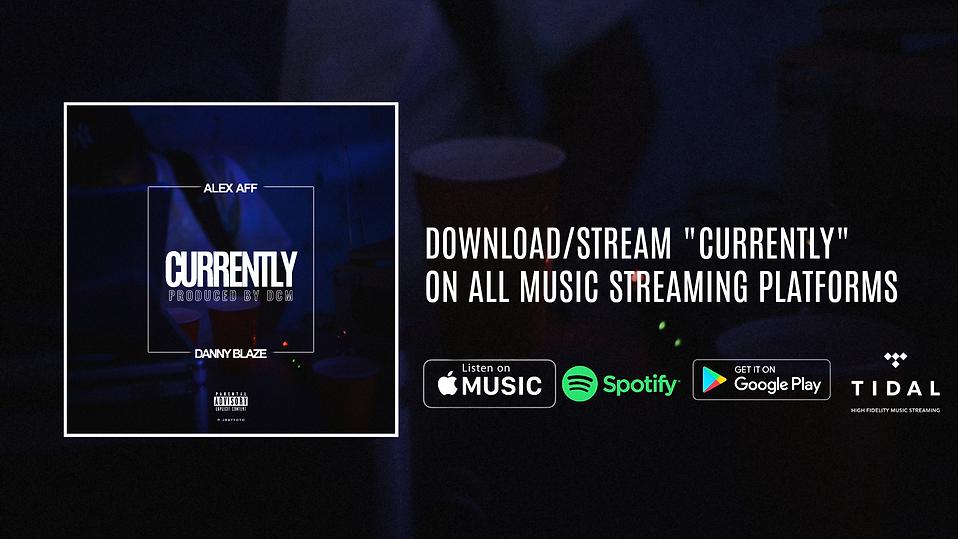 "DJ DCM, Alex Aff & Danny Blaze - ""Currently"" [NEW MUSIC]"