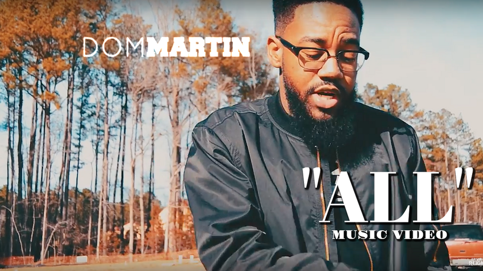 "Dom Martin - ""ALL"" [MUSIC VIDEO]"