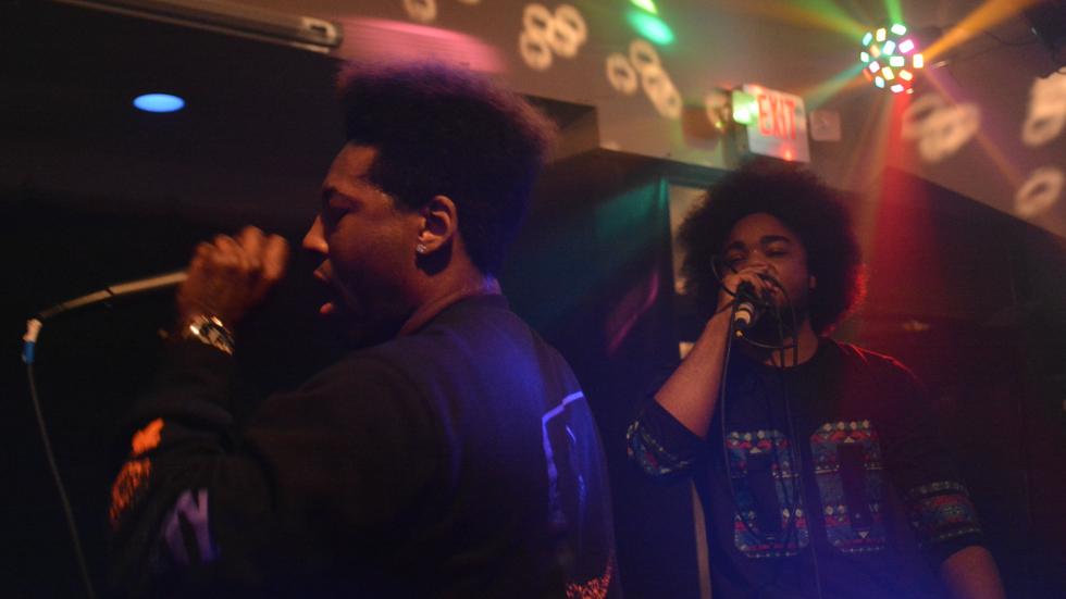 Night Of Flow - LIVE @ Greenville, NC [VLOG]