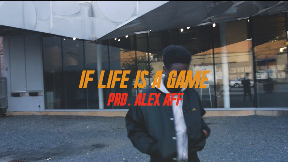 "Alex Aff - ""If Life Is a Game"" [MUSIC VIDEO]"