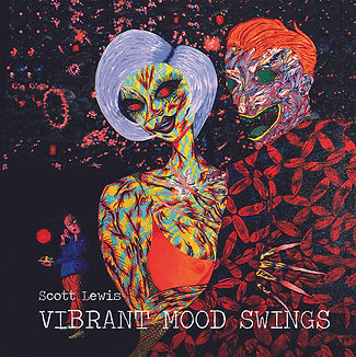 Scott Lewis Vibrant Mood Swigns Cover