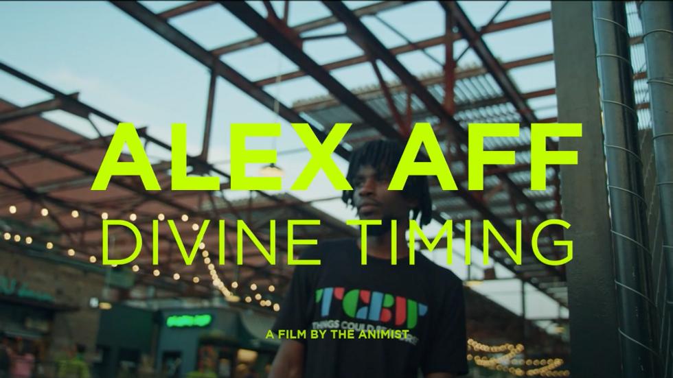 "Alex Aff - ""Divine Timing""[MUSIC VIDEO]"