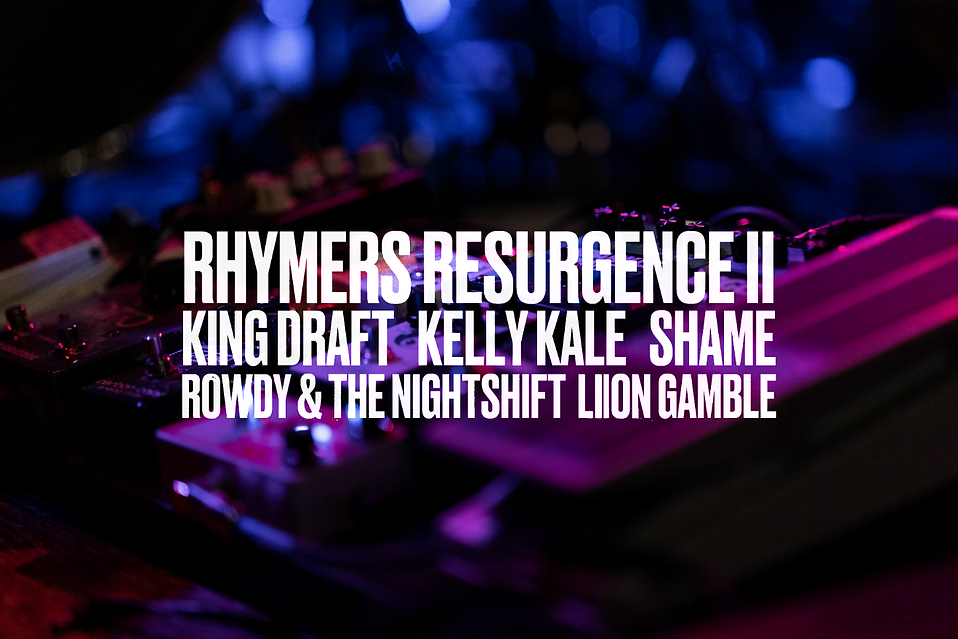RHYMERS RESURGENCE II [PHOTOS]