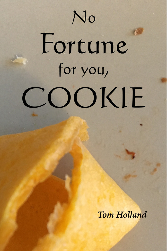 No Fortune For You Cookie