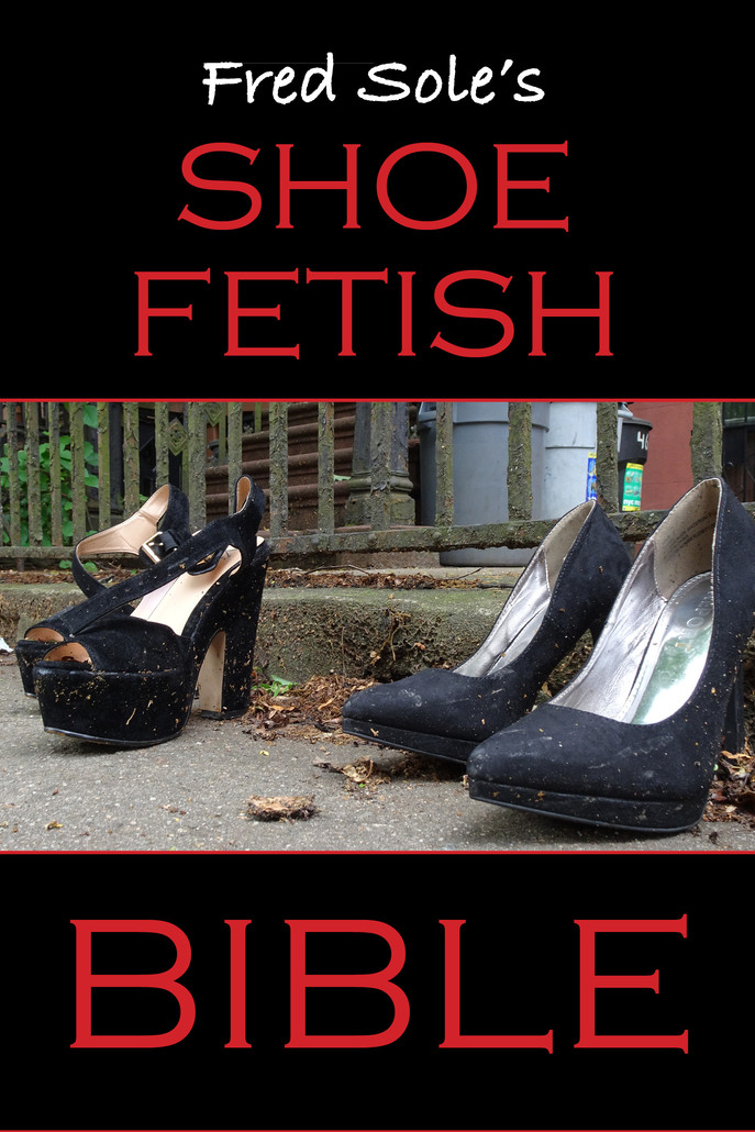 Shoe Fetish Bible Cover