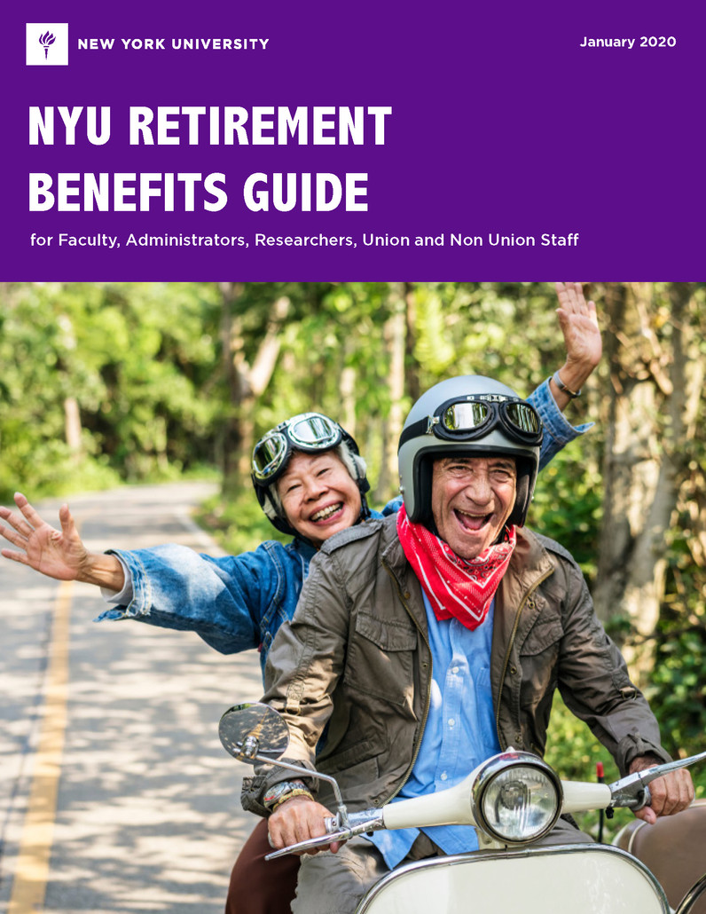 NYU Retirement Benefits